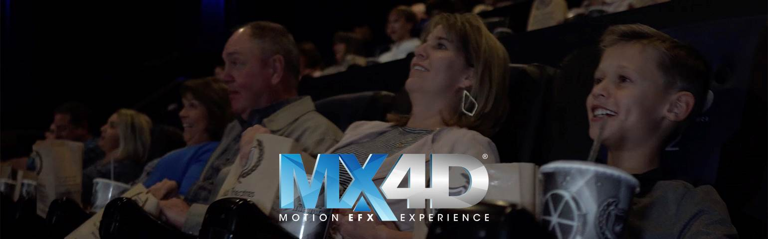 MX4D Motion EFX Theatre image