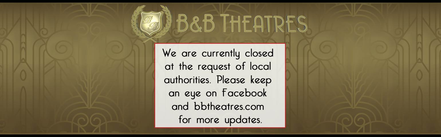 Theatre Closed Due To Local Mandate image