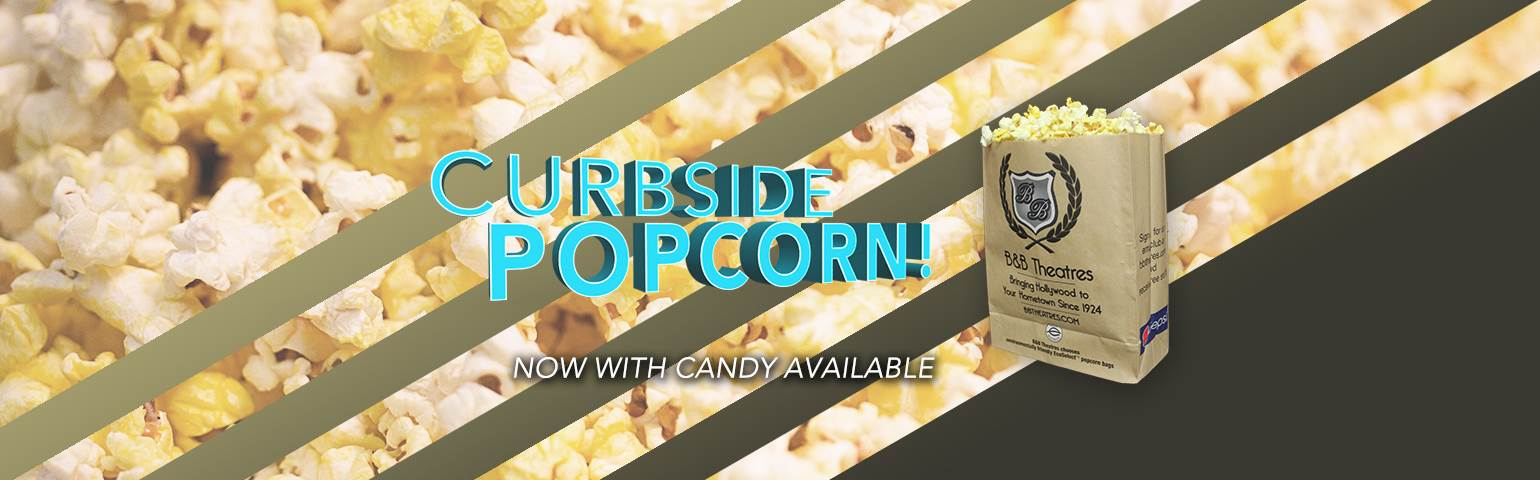 Curbside Popcorn is BACK! Saturday 5/30 from 4:30-7:30pm! image