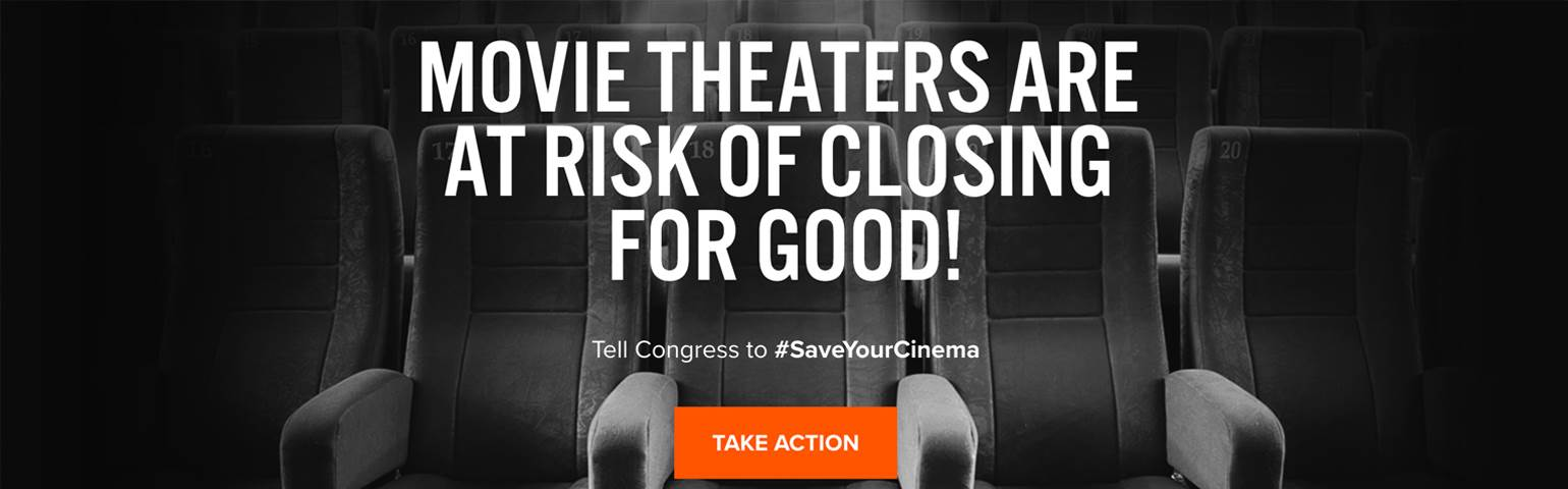 SAVE OUR CINEMA! image