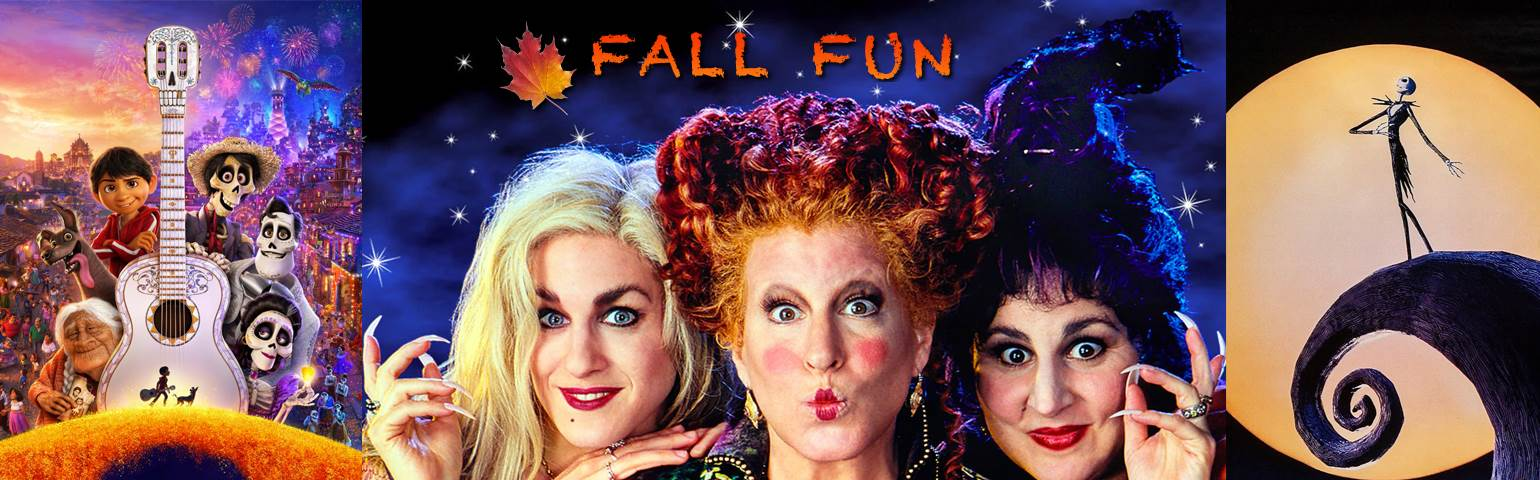 Fall Fun Programs! image